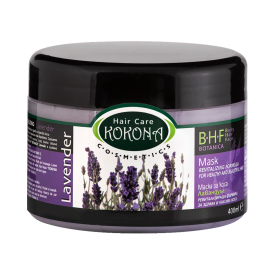 Hair Care -Revitalizing Hair Mask Lavender